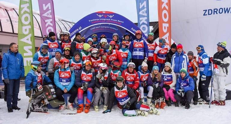 Charytatywny 12h Slalom Maraton Zakopane