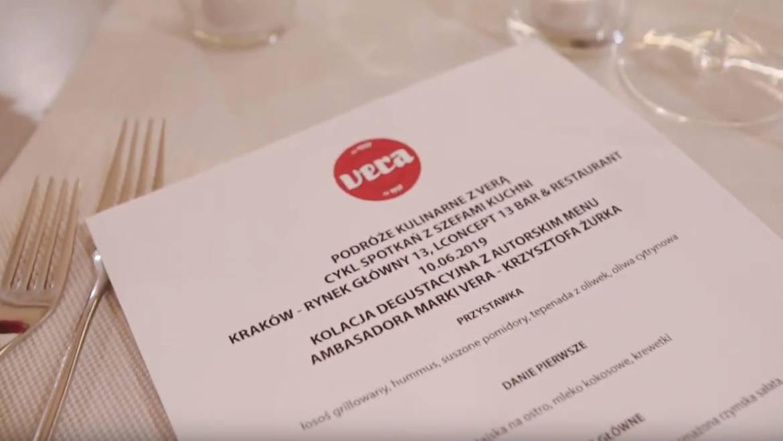 Podróże kulinarne z VERĄ – Kraków